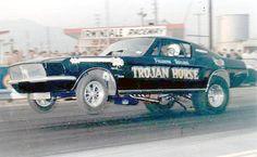 60s Funny Cars - Trojan Horse