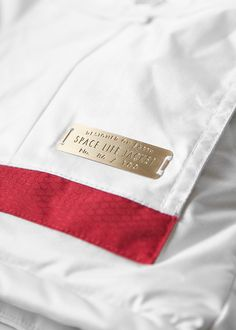 Spacelife Patch // SPACELIFE Unveils Limited Edition Astronaut Jacket
