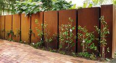Metal Fence Melbourne - Steel Fencing Panels Melbourne | PLR Design