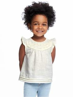 Toddler Girls Clothes: Shirts & Blouses | Old Navy