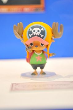 One Piece childhood figure collection