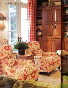 Paula Deen interior