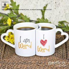 Better Half © Personalized Couple Mugs at Perfico.com