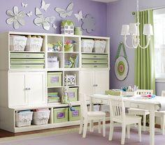 白い棚を美色コーデしたらこんなにカワイイ♡子供部屋のドレスアップ   iemo[イエモ]