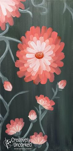 Dear Dahlia Coral | Creatively Uncorked | http://creativelyuncorked.com | Creatively Uncorked | http://creativelyuncorked.com