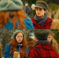 Anne Shirley, Cute Emoji Wallpaper, Iphone Wallpaper, Amybeth Mcnulty, Gilbert And Anne, Anne White, Gilbert Blythe, Anne With An E, Movies And Series
