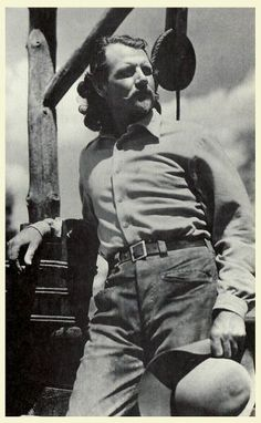 Joel McCrea Movie Posters | BUFFALO BILL (1944) - Joel McCrea as 'William F. Cody' - Directed by ...