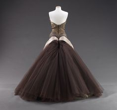 "Charles James: ""Butterfly"" Ball Gown (2009.300.816) 