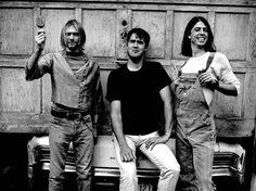 Kurt, Krist, Dave