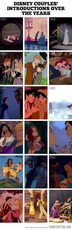 Got to love Disney.... And then there's Rapunzel and Flynn
