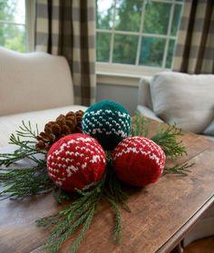Nordic Holiday Balls