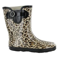 Stylish Womens Rain Boots Water Shoes High Leg With Cute Pattern Tyc090 * This is an Amazon Affiliate link. Find out more about the great product at the image link.