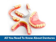 All You Need To Know About #Dentures @ Webdentist.in  Wearing a denture is something we all dread. We do not want our oral health to reach a stage where a denture becomes a reality. Webdentist explains all you need to know about dentures. Read more on How Dentures Work, How Dentures Are Made and How to care Dentures.