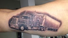 Peterbuilt Tattoo - http://16tattoo.com/peterbuilt-tattoo/