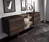 Aparador efecto madera natural - Aparador moderno color madera