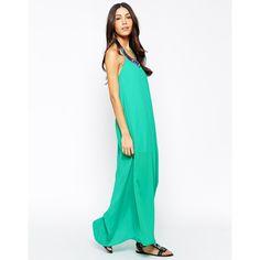 Meghan Fabulous Uyuni Maxi Dress ($79) ❤ liked on Polyvore