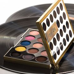 Be the first to own the UD | Gwen Stefani Eyeshadow Palette, featuring 15 Urban Decay shades she can't live without—all in a case she designed.