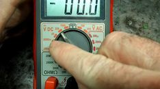 How To Use A Multimeter ~ The digital multimeter is the go-to tool for dealing with electrical problems in a car, and is the proper tool to measure voltage, current, and resistance. In fact, a multimeter is three tools in one. Electrical Problems, Truck Design, Lincoln Continental, Chevy Pickups, Education And Training, Door Hinges, Classic Trucks, Cooking Timer, Custom Cars