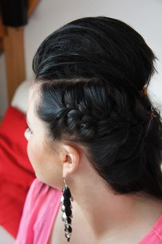 Rock Hairstyle