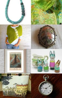 Sring Finds by Seda on Etsy--Pinned with TreasuryPin.com