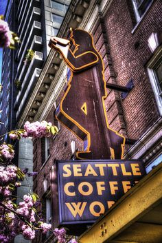 Seattle Coffee Works By Spencer Mcdonald