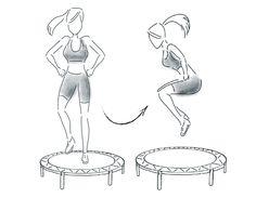 Copie treino de jump que queima até 700 calorias e elimina celulite Treino aeróbico