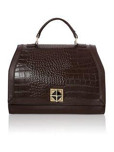 Roksanda top handle satchel handbag