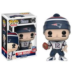NFL Tom Brady Wave 3 Pop! Vinyl Figure
