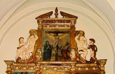 iglesia de san miguel en almazan (soria)