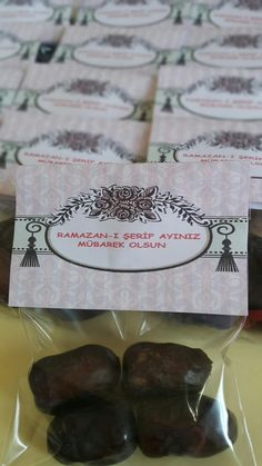 Ramazanı Şerif Ayınız Mübarek Olsun ♡ Islam, Diy And Crafts, Ramadan Gifts, Decorations