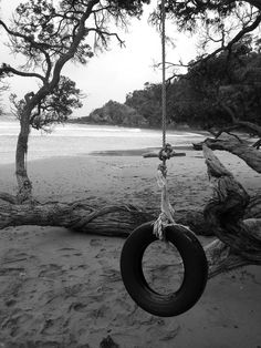 My grandfather made one just like this for me and would swing me for hours...