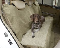 This I must have!! Car Seat Cover - Faux Shearling Backseat Protector -- Orvis on Orvis.com!