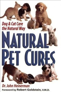 Natural Pet Cures: Dog And Cat Care The Natural « Library User Group