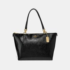 Coach F59388 Large Derby Tote In Pebble Leather Gun Metal New With ... 9548f5a06af6d