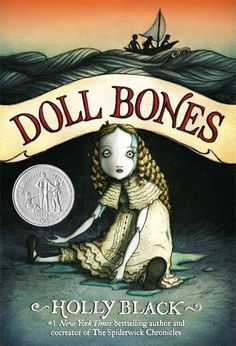 Doll bones / Holly Black ; with illustrations by Eliza Wheeler