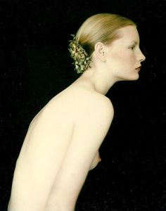 Kirsten Owen, Paris 1988 by Paolo Roversi: