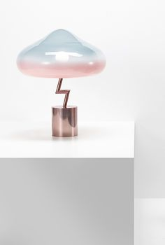 Lightning Lamp / Table Lamp / 2017 / Product Design / JiyounKim Studio / www.jiyounkim.com