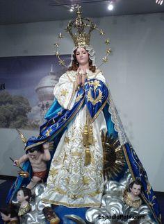 Fiestas patronales: En honor a la Inmaculada Concepción de María en distintas localidades de Corrientes #VamosParaAdelante
