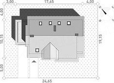 Projekt domu Z Charakterem 4 155,7 m2 - koszt budowy - EXTRADOM