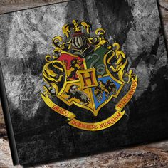 Harry Potter Hogwarts Photo Album or Scrapbook by AlbumOptions, $55.95