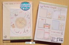 Kamio Time Home Letter Set