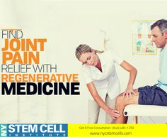 Stem Cell Therapy for joint and soft tissue repair is a minimally invasive approach that has helped many patients avoid the difficulties and risks associated with joint replacement surgery. Call Us Arthroscopic Knee Surgery, Neck Arthritis, Nyc Hospitals, Ligament Injury, Medical Specialties, Knee Pain Relief, Joint Replacement, Stem Cell Therapy, Regenerative Medicine