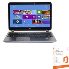 """Bộ Laptop HP Probook 450 G2 (L9W06PA) 15.6"""" và Phần mềm office 365 bản quyền"""