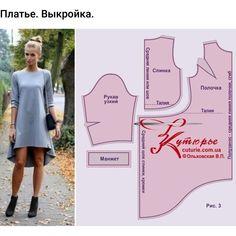 26 отметок «Нравится», 1 комментариев — Рукоделие Лайфхаки Советы (@fairy_sweet_home2) в Instagram: «Платье-трапеция - столь любимый образ несравненной Одри Хепберн - уже несколько десятилетий не…»