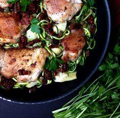 Paleo Chicken Scallopini - Grok Grub - Paleo Recipes and Living