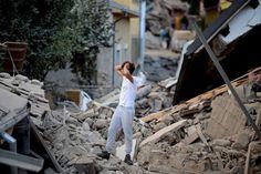Gobierno de Italia decreta estado de emergencia por sismo