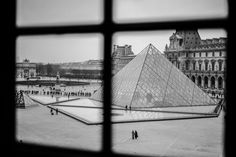 On street around the world photographed by Alexander von Wiedenbeck in Paris, France