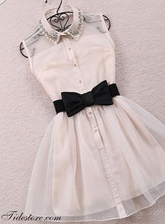 Omg i love this dress ist make very pretty and cute :) i love the color ist simple and i like That