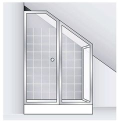 Bathroom Layout Under Stairs under stairs shower | under stair shower | {h } for the home