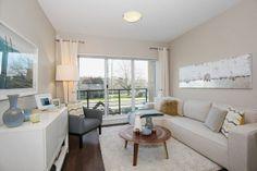 The Living Room.  #LatisCondos #Cloverdale #FraserValley #Home #HousingDevelopment
